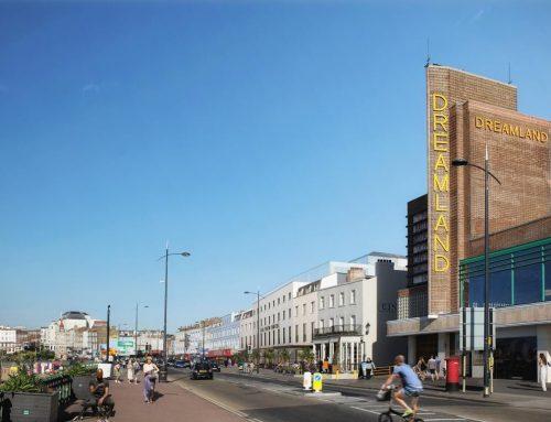 Margate Estates invite public to view plans for Dreamland