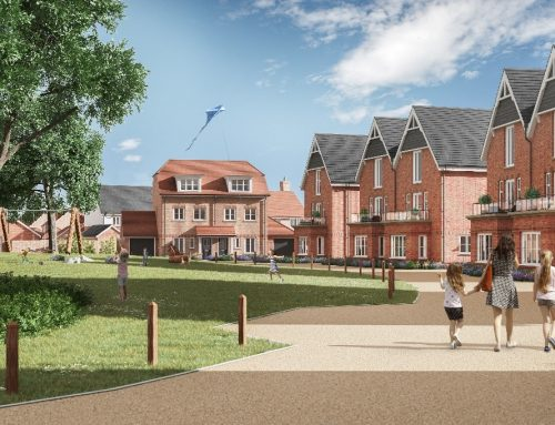 Green light for new homes in Worplesdon