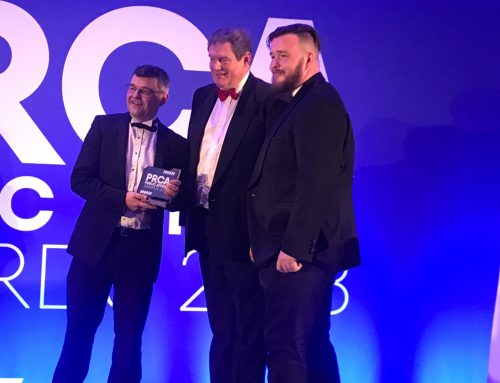 Forty Shillings scoops top prize at PRCA Public Affairs Awards