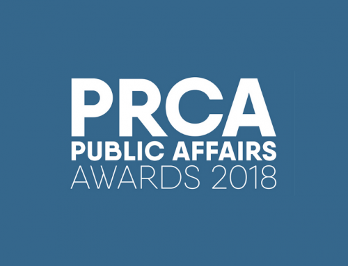 Forty Shillings nominated for two PRCA Public Affairs Awards