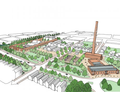 Over 500 people attend public exhibition on Bedford Brickworks proposals