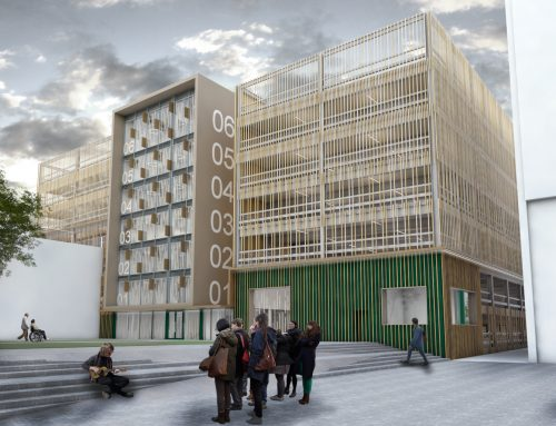New car park for Watford General Hospital given the Green Light