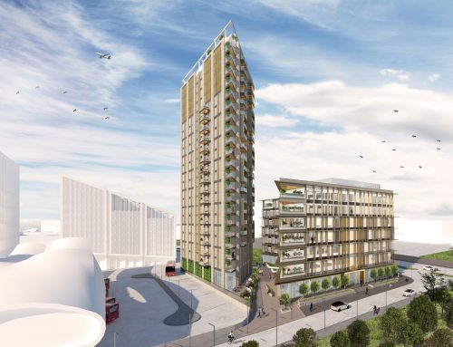 Slough Station area regeneration plans presented to the public