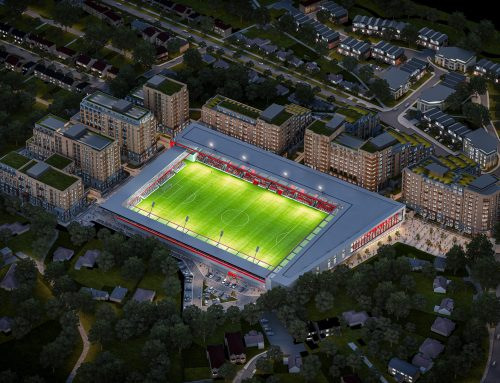 Woking Community Stadium proposals to go on public display