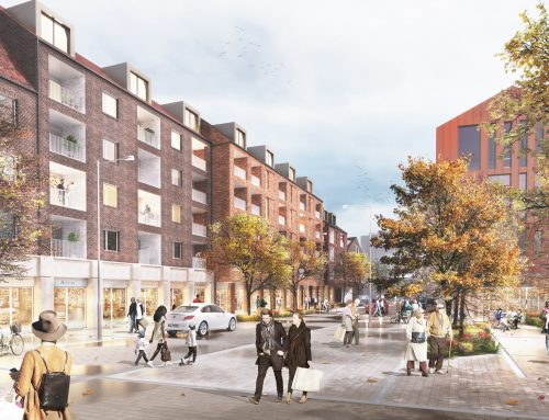 Solum to commence building the first phase of housing at Goods Yard site by start of November