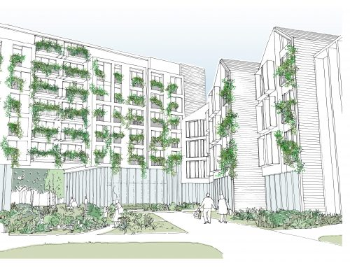 Legal & General's new later living business displays innovative plans for Walton-on-Thames