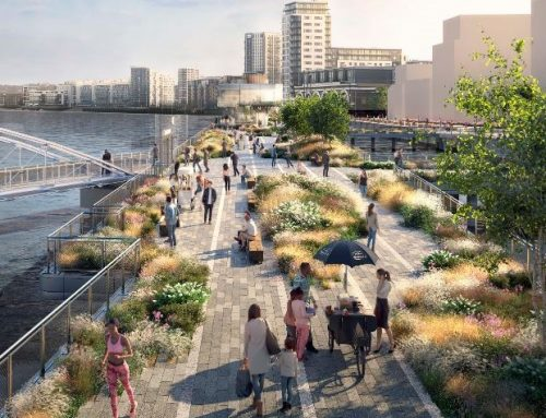 Hutchison Property Group gets planning approval for the historic Convoys Wharf site
