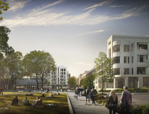 Barratt London's wins planning at former Nestle factory, Hillingdon