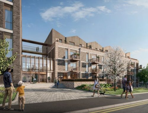 Plans for Leatherhead Build to Rent development approved