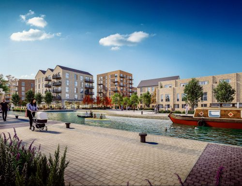 Plans for Slough regeneration scheme approved