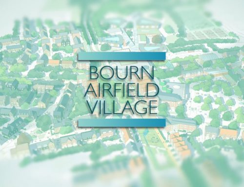 Countryside gets green light for  mixed-use community at Bourn Airfield